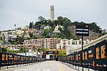 Branding - Bloomberg Square Mile Relay San Francisco 2017