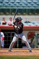Jupiter Hammerheads Gunnar Schubert (5) at bat during a Florida State League game against the Florida Fire Frogs on April 11, 2019 at Osceola County Stadium in Kissimmee, Florida.  Jupiter defeated Florida 2-0.  (Mike Janes/Four Seam Images)