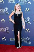 PASADENA - APR 30: Sharon Bush at the 44th Daytime Emmy Awards at the Pasadena Civic Center on April 30, 2017 in Pasadena, California