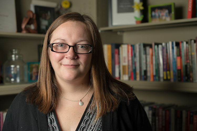 Kelly Faust Sociology Faculty People Portrait