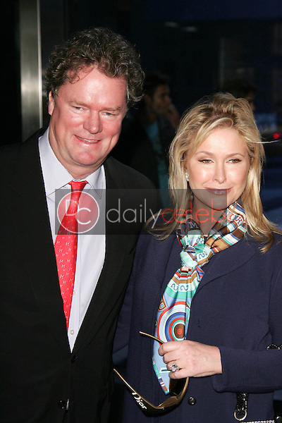 Rick Hilton and Kathy Hilton<br /> at the launch of the Paris Hilton Jewelry Line, Tournau 5th Ave., New York, NY 11-30-05<br /> David Edwards/DailyCeleb.Com 818-249-4998