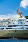 PELNI, the national passenger ferry of Indonesia.