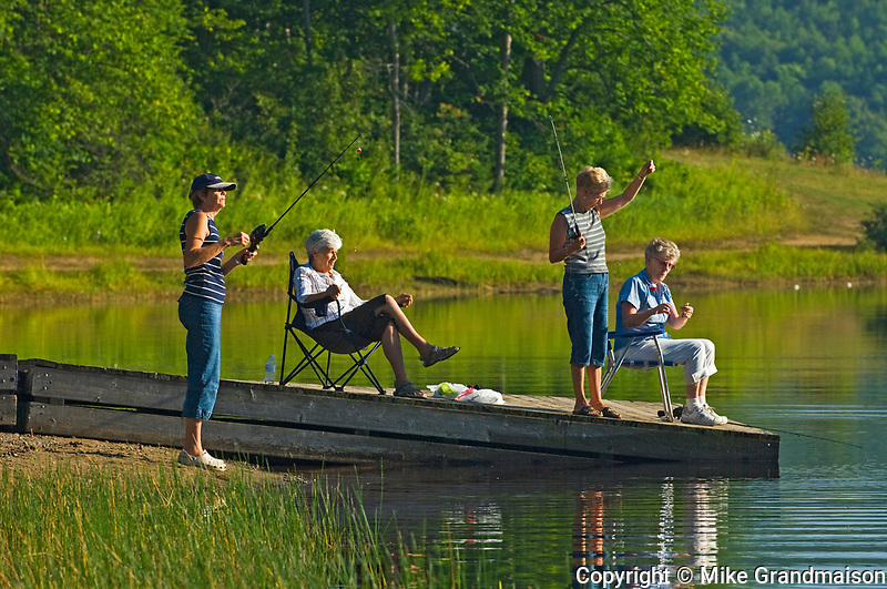 Fishing with friends<br />