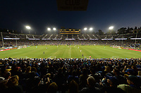Stanford, CA - Saturday July 01, 2017: Stanford Stadium overall during a Major League Soccer (MLS) match between the San Jose Earthquakes and the Los Angeles Galaxy at Stanford Stadium.