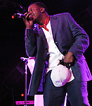 Bobby Brown and New Edition perform at the Essence Music Festival at Reliant Stadium Sunday July2,2006.