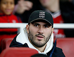 Arsenal's Sead Kolasinac during the UEFA Champions League match at the Emirates Stadium, London. Picture date: 28th November 2019. Picture credit should read: David Klein/Sportimage