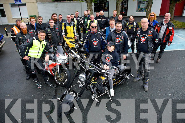 Magpies MCC Mystery Bike Run and Fun Day fundraiser in aid of Nikayla Dineen Causeway on Suunday