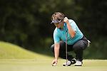 Golfer Yun-Jye Wei of Taiwan during the 2017 Hong Kong Ladies Open on June 10, 2017 in Hong Kong, China. Photo by Marcio Rodrigo Machado / Power Sport Images