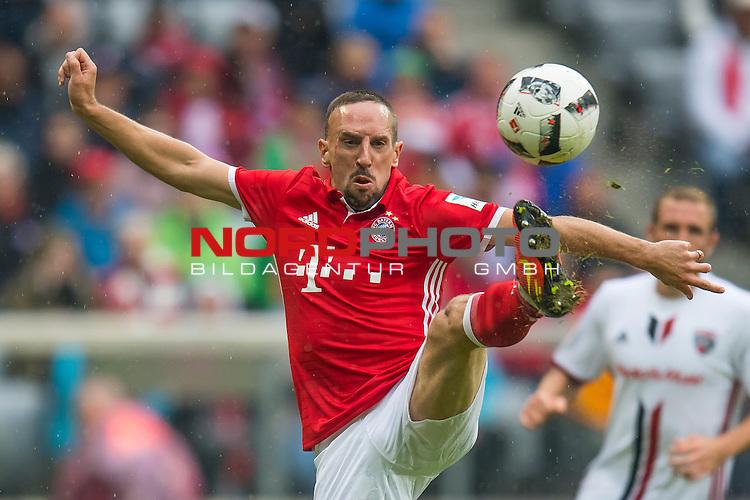 17.09.2016, Allianz Arena, Muenchen, GER, 1.FBL,  FC Bayern Muenchen vs. FC Ingolstadt, im Bild Franck Ribery (FCB #7) <br /> <br /> Foto &copy; nordphoto / Straubmeier