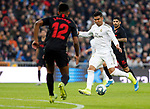 Real Madrid CF's Carlos H. Casemiro during La Liga match. Jan 18, 2020. (ALTERPHOTOS/Manu R.B.)