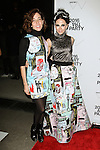 Stacey Bendet (right) and guest attends the 2016 Whitney Art Party, at The Whitney Museum of American Art on 99 Gansevoort Street in New York City, on November 15, 2016. (Photo by Shawn Punch/Punch Photography)