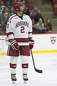 Tyler Moy (Harvard - 2) - The Harvard University Crimson defeated the visiting Colgate University Raiders 7-4 (EN) on Saturday, February 20, 2016, at Bright-Landry Hockey Center in Boston, Massachusetts,