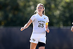 23 October 2016: Wake Forest's Ally Haran. The Wake Forest University Demon Deacons hosted the University of Notre Dame Fighting Irish at Spry Stadium in Winston-Salem, North Carolina in a 2016 NCAA Division I Women's Soccer match. Notre Dame won the game 1-0.
