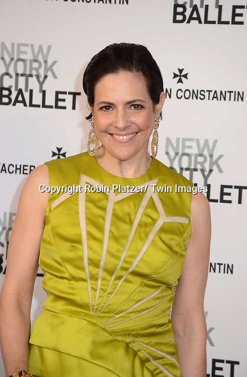 Alexandra Lebenthal attends the New York City Ballet Spring 2013  Gala on May 8, 2013 at The David H Koch Theater in LIncoln Center in New York City.
