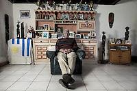Drummer | César Alfonso Pintos | Municipal CIty Hall worker (retired)