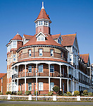 Apartments in large former hotel on the Esplanade, Frinton on Sea, Essex, England