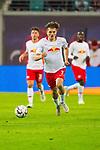 07.10.2018, Red Bull Arena, Leipzig, GER, 1. FBL 2018/2019, RB Leipzig vs. 1. FC N&uuml;rnberg/Nuernberg,<br /> <br /> DFL REGULATIONS PROHIBIT ANY USE OF PHOTOGRAPHS AS IMAGE SEQUENCES AND/OR QUASI-VIDEO.<br /> <br /> im Bild<br /> <br /> <br /> Marcel Sabitzer (#7, RB Leipzig), <br /> <br /> Foto &copy; nordphoto / Dostmann
