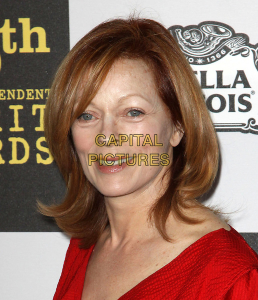 FRANCES FISHER .25th Annual Film Independent Spirit Awards held At The Nokia LA Live, Los Angeles, California, USA,.March 5th, 2010 ..arrivals Indie Spirit portrait headshot red top .CAP/ADM/KB.©Kevan Brooks/Admedia/Capital Pictures