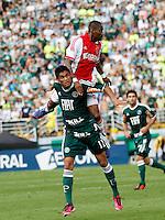S&Atilde;O PAULO,SP, 14 JANEIRO 2011 - AMISTOSO PALMEIRAS X AJAX (HOL)<br /> Luan durante  partida entre as equipes do Palmeiras X Ajax (hol) realizada no  Est&aacute;dio Paulo Machado de Carvalho (Pacaembu) na zona oeste de S&atilde;o Paulo, neste Sabado (14). (FOTO: ALE VIANNA - NEWS FREE).