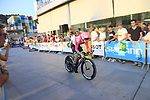 Rigoberto Uran (COL) EF-Drapac-Cannondale during Stage 1 of the La Vuelta 2018, an individual time trial of 8km running around Malaga city centre, Spain. 25th August 2018.<br /> Picture: Ann Clarke | Cyclefile<br /> <br /> <br /> All photos usage must carry mandatory copyright credit (© Cyclefile | Ann Clarke)