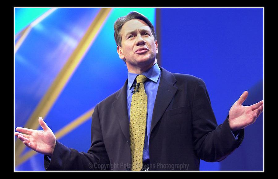 Michael Portillo MP - Conservative Party Conference 2000 -