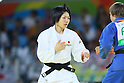 Misato Nakamura (JPN), <br /> AUGUST 7, 2016 - Judo : <br /> Women's -52kg Quarter-final <br /> at Carioca Arena 2 <br /> during the Rio 2016 Olympic Games in Rio de Janeiro, Brazil. <br /> (Photo by YUTAKA/AFLO SPORT)