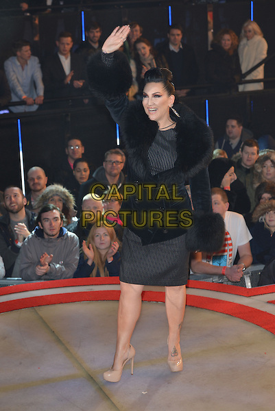 Michelle Visage<br /> Celebrity Big Brother launch night on Wednesday, 7th January 2015, Borehamwood, Hertfordshire.<br /> CAP/PL<br /> &copy;Phil Loftus/Capital Pictures