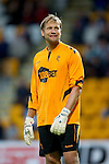St Johnstone v Bolton....02.08.10  Pre-Season Friendly.Bolton keeper Jussi Jaaskelainen.Picture by Graeme Hart..Copyright Perthshire Picture Agency.Tel: 01738 623350  Mobile: 07990 594431