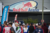 Harrison, NJ - Friday Sept. 01, 2017: Fans, Red Bull Arena prior to a 2017 FIFA World Cup Qualifier between the United States (USA) and Costa Rica (CRC) at Red Bull Arena.
