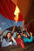 15 November 2017 - Hot Air Balloon Gold Coast and Brisbane