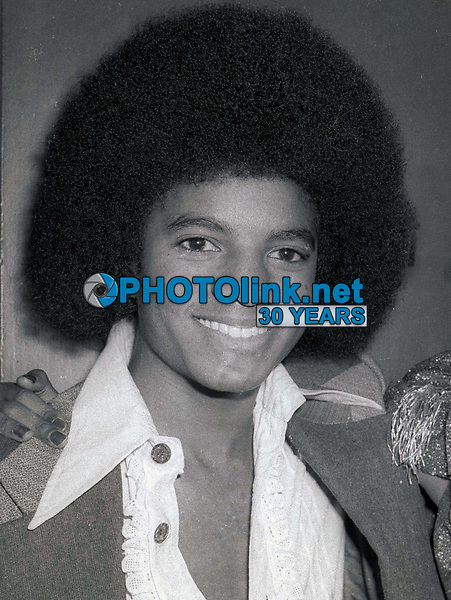 Michael Jackson at Studio 54 1981<br /> Photo By Adam Scull/PHOTOlink.net