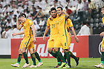 United Arab Emirates vs Australia during their 2018 FIFA World Cup Russia Final Qualification Round Group B match at the Mohammad Bin Zayed Stadium on 06 September 2016, in Abu Dhabi, United Arab Emirates. Photo by Stringer / Lagardere Sports