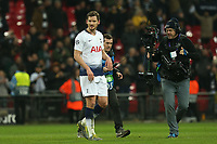 Jan Vertonghen of Tottenham Hotspur after Tottenham Hotspur vs Borussia Dortmund, UEFA Champions League Football at Wembley Stadium on 13th February 2019