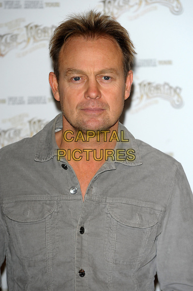 LONDON, ENGLAND - FEBRUARY 28: Jason Donovan attends a media call for Jeff Wayne's musical version of 'The War of The Worlds' The Final Arena Tour! at The Hospital Club on February 28th, 2014 in London, England.<br /> CAP/CJ<br /> &copy;Chris Joseph/Capital Pictures