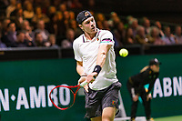 Rotterdam, The Netherlands, 14 Februari 2019, ABNAMRO World Tennis Tournament, Ahoy, quarter final, Denis Shapalova (CAN),<br /> Photo: www.tennisimages.com/Henk Koster