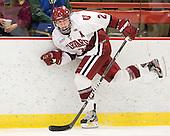 Josephine Pucci (Harvard - 2) - The visiting Dartmouth College Big Green defeated the Harvard University Crimson 3-2 on Wednesday, November 23, 2011, at Bright Hockey Center in Cambridge, Massachusetts.