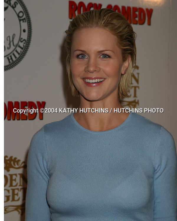 ©2000 KATHY HUTCHINS /HUTCHINS PHOTO.ROCK COMEDY AT THE FRIAR'S CLUB.BEVERLY HILLS, CA.MAY 12, 2004..JOSIE DAVIS
