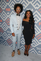 WEST HOLLYWOOD, CA - AUGUST 8: Johnathan Fernandez, Keesha Sharp, at 2017 Summer TCA Tour - Fox at Soho House in West Hollywood, California on August 8, 2017. <br /> CAP/MPI/FS<br /> &copy;FS/MPI/Capital Pictures