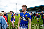 Eánna Ó Conchúir Kerry players celebrate their victory over Meath in the All Ireland Junior Football Final at O'Moore Park, Portlaoise on Saturday.