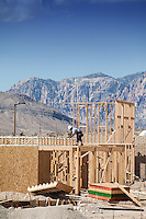 Construction & Economic Development Stock Photography