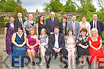 GRADUATION: The graduates of the Health Care FETAC Level 5 course from the Creative Training FAS at the their graduation ceremony at the Meadowlands hotel, Tralee on Friday pictured Mary Barrett, Oorla Casey, Catherine Cronin, Padraig Daniel, Emma Fitzgerald, Gerard Fleming, Marina Flynn, Kevin Goggin, John Kelleher, Cecelia Lyons, Helen Lyons, Mary Mangan, Declan Murphy, Mary O'Carroll, Anne Quilter and Jacinta Rowan.