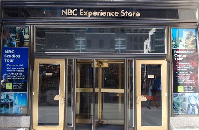 NBC Experience, Rockefeller Center, New York, New York