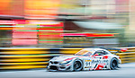 Augusto Farfus races the Macau GT Cup during the 61st Macau Grand Prix on November 16, 2014 at Macau street circuit in Macau, China. Photo by Aitor Alcalde / Power Sport Images