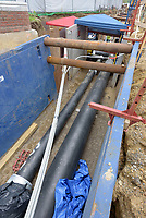 UConn Steam and Condensate Line and Vault Replacement Project. Task No. 02 - Progress Documentation 12 July 2017. Number 32 of 38 Images