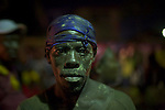 Voodoo ceremonies made by Haitians during 2005 to 2009 around the country.  Photo by VIEWpress.