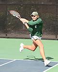 Tulane Women's Tennis defeat Southeastern Louisiana 6-1 at the Tulane Goldring Tennis Center.