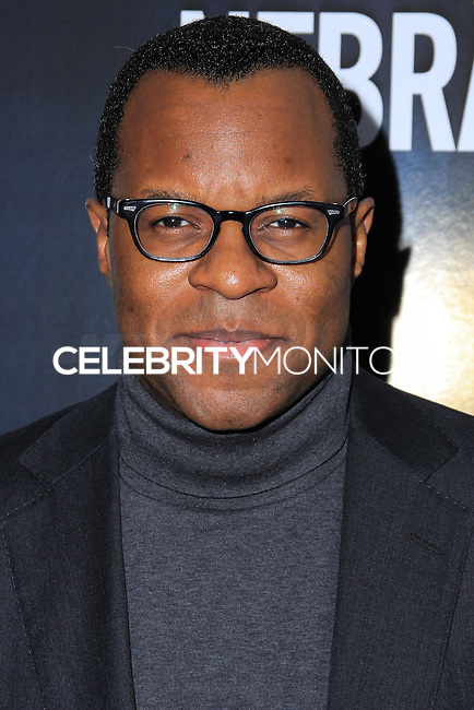 "NEW YORK, NY - NOVEMBER 06: Geoffrey Fletcher New York Special Screening of Paramount Pictures' ""Nebraska"" held at Paris Theater on November 6, 2013 in New York City. (Photo by Jeffery Duran/Celebrity Monitor)"