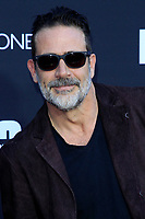 """LOS ANGELES - OCT 22:  Jeffrey Dean Morgan at the """"The Walking Dead"""" 100th Episode Celebration at the Greek Theater on October 22, 2017 in Los Angeles, CA"""