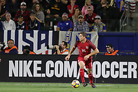 Carson, CA - Sunday January 28, 2018: Matt Polster during an international friendly between the men's national teams of the United States (USA) and Bosnia and Herzegovina (BIH) at the StubHub Center.