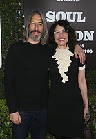 22 March 2019 - Los Angeles, California - Robert Russell, Lisa Edelstein. The Broad Museum Celebrates the Opening of Soul Of A Nation: Art in the Age of Black Power 1963-1983 Art Exhibition held at The Broad Museum. <br /> CAP/ADM/FS<br /> &copy;FS/ADM/Capital Pictures